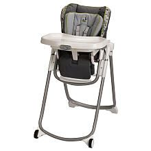 Graco Slim Spaces High Chair - Caraway
