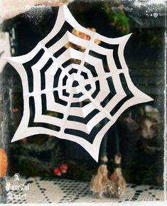 paper webs. tutorial.