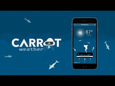 ▶ CARROT Weather Launch Trailer - YouTube