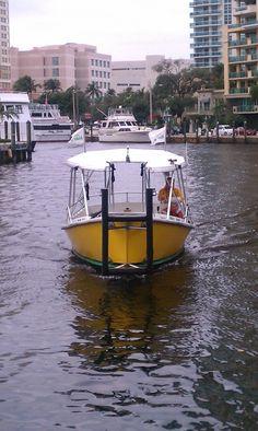 Ft. Lauderdale Lots of waterways!