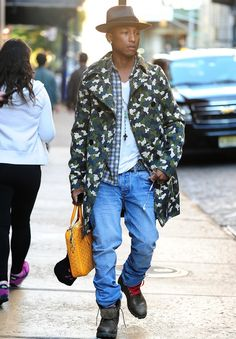 14 Reasons Why Pharrell Williams Is Definitely A Fashion Icon