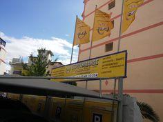 ''Ντύσιμο Parking''για την OPEL ΣΤΡΟΥΜΠΑΚΟΣ