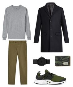 """""""Shter.com"""" by katarinasterenberg on Polyvore featuring Jaeger, Lands' End, NIKE, A.P.C., Hollister Co., men's fashion and menswear"""