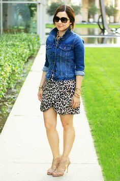 Crazy Style Love - Denim Perfection  http://www.crazystylelove.com/2012/09/denim-perfection/