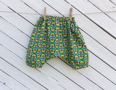 Baby boys shorts Toddler boy harem pants Diaper cover Trousers for Summer Kids pants
