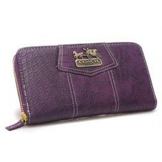 coach jewelry outlet qd9k  Coach Madison Op Art Shantung Accordion Zip Purse Purple U08011 http://www