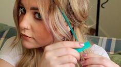 hair chalk. :D