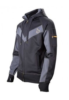 ASSASSIN'S CREED SYNDICATE - PARKOUR HOODIE
