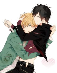 Image discovered by ℝ є η α. Find images and videos about anime, manga and durarara on We Heart It - the app to get lost in what you love. Izaya Orihara, Shizaya, Durarara, Deadman Wonderland, Satsuriku No Tenshi, Japanese Anime Series, Boyxboy, Shounen Ai, Anime Ships