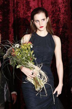 dailyactress:  Emma Watson  Noah Premiere in Berlin 3/13/14