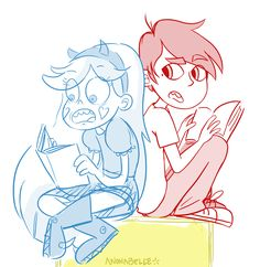 Star discovers the magical world of YA fiction and is so captivated by it that the show doesn't start till March 30… haha ok kidding, I am an impatient soul forgive me.