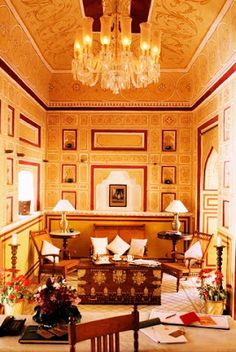 An Indian Summer: Luxury India