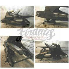 Swing arm CBR1000RR sc 57 black edition superb condition and complete Contact : +6281330720291 Line ID : alfianmahdi