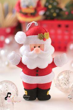 Felt  Vem que está chegando o Natal!