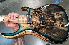 Kiesel Guitars/Carvin Guitars