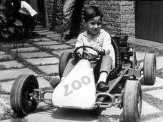 Ayrton Senna, c.1966