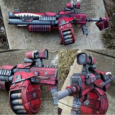 Throwback to one of the last borderlands shotguns I made. Did I mention that making Borderlands props is my favorite thing in Earth to… Borderlands Cosplay, Borderlands Series, Modified Nerf Guns, Nerf Mod, Cosplay Weapons, Susanoo, Fire Powers, Weapon Concept Art, Fantasy Weapons