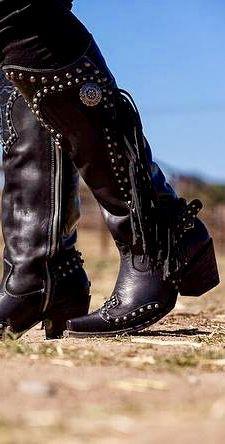 Old Gringo Rusty Ravine Boots