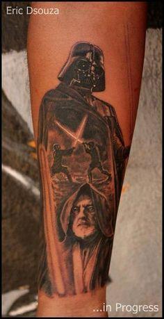 Star Tattoo For Men - http://amazingtattoogallery.com/star-tattoo-for-men/