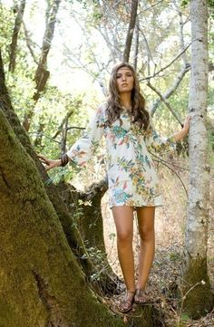 boho chic fashion photos | The look Boho Chic