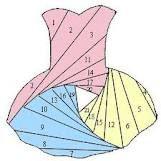 iris folding free templates - Google Search