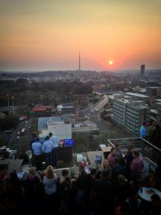 Good night #Johannesburg, South Africa