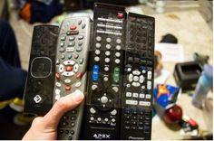 Universal remote.