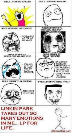 Lmfao!!!! Me at EVERY stage!!!!!! Lol!!! I even want that song at my funeral!!!!