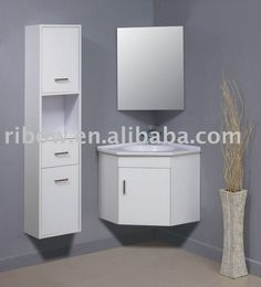 Find This Pin And More On Bathroom Ideas Wall Mounted Bathroom Corner Cabinet