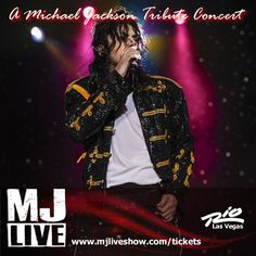 Incredible performances from Michael Firestone set this Michael Jackson concert tribute in Las Vegas at the Rio from all the rest! www.mjliveshow.com