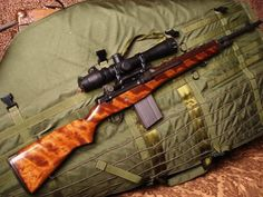 M14  This is my rifle. There are many like it, but this one is mine....
