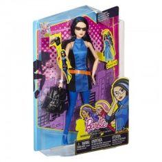 "Amigas Barbie ""Escuadron Secreto"""