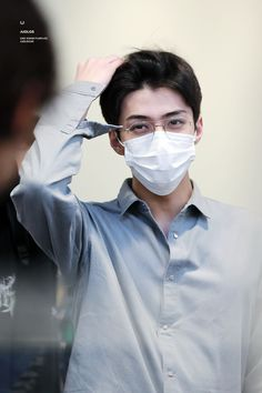 Sehun - 160816 Tokyo Airport, departing for Gimpo Credit: Aiolos. Chanyeol, Kyungsoo, Exo Exo, Rapper, Sehun Cute, Exo Members, Airport Style, Airport Fashion, Boyfriend Material