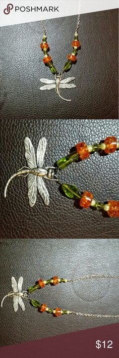 beautiful dragonfly necklace beautiful dragonfly necklace Jewelry Necklaces