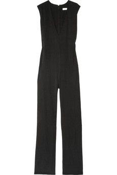 Chloé Jacquard jumpsuit NET-A-PORTER.COM - StyleSays