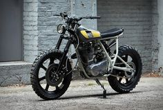 Powder Monkees Yamaha Sr500