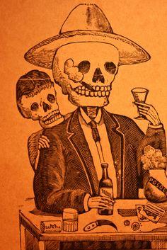 https://flic.kr/p/hcvKAk | Tradiciones Ancestrales | Obra: José Guadalupe Posadas  IMG_1065 09-46-39-821.jpg