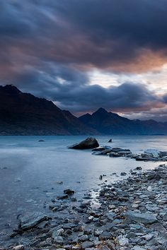 Lake Wakatipu, near Queenstown