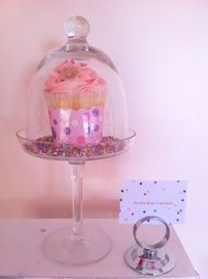 Cupcake and Sprinkles Party #cupcakesprinkles #party
