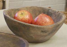 Primitive Round bowl. Available at www.shabbyshedprimitives.com