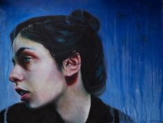 Two Weeks, 11″x15″, Oil on Wood Board, 2015