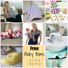 Baby Freebies - All the essentials you NEED! - Addicted 2 Savings 4 U