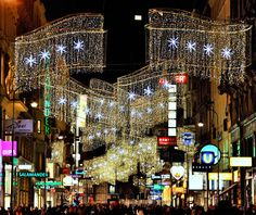 Vienna Is the Definition of Magic During Christmas  - CountryLiving.com