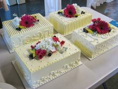 Glamorous Wedding Sheet Cake Decorating Ideas 75 For Table Numbers For Wedding with Wedding Sheet Cake Decorating Ideas Pretty Cakes, Beautiful Cakes, Amazing Cakes, Pastel Rectangular, Sheet Cakes Decorated, Wedding Sheet Cakes, Sheet Cake Designs, Rectangle Cake, Decoration Patisserie