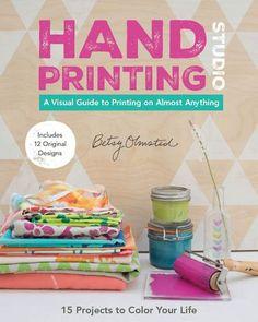 Hand-Printing Studio