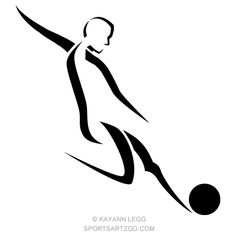 Improve Your Soccer Game With These Helpful Tips! As popular as the sport is, it's not surprising that so many people want to know more about the game of soccer. Tattoo Futbol, Soccer Tattoos, Football Tattoo, Soccer Boys, Soccer Games, Football Lines, Football Logo Design, Sword Tattoo, Ball Drawing