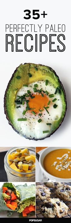 Paleo recipes for every meal!