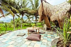 Bamboo Eco Cottage, Bali, Indonesia  $65/night on airbnb.
