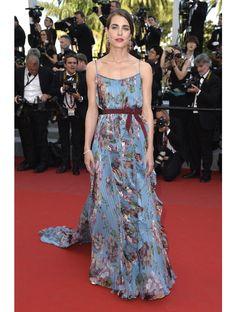 Charlotte Casiraghi, très rare sur les tapis rouges et très fraîche en Gucci