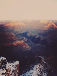 Sunrise memories. #grandcanyon #roadtrip #sunrise | Samuel Taipale | VSCO Grid